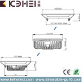 """Dimmable or Non-dimmable LED Ceiling Lights 5"""" 15W"""