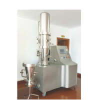 Good Quality for Supply Fluid-Bed Granulator, Fluid-Bed Pelletizer , Fluid Bed Granulator  from China Supplier Fluid Bed Granulator/Pelletizer/Coater For R&D export to Nepal Suppliers