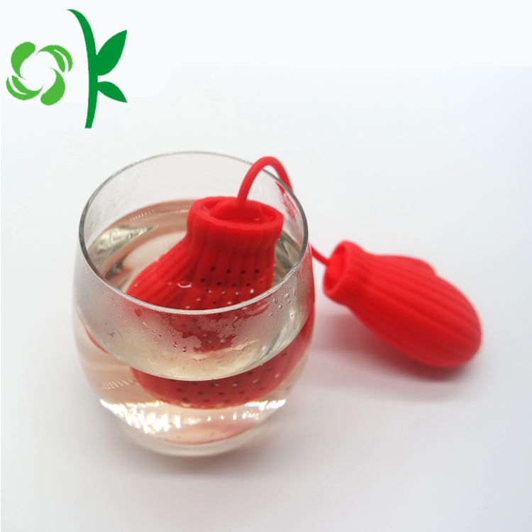 Christmas Glove Silicone Tea Infuser