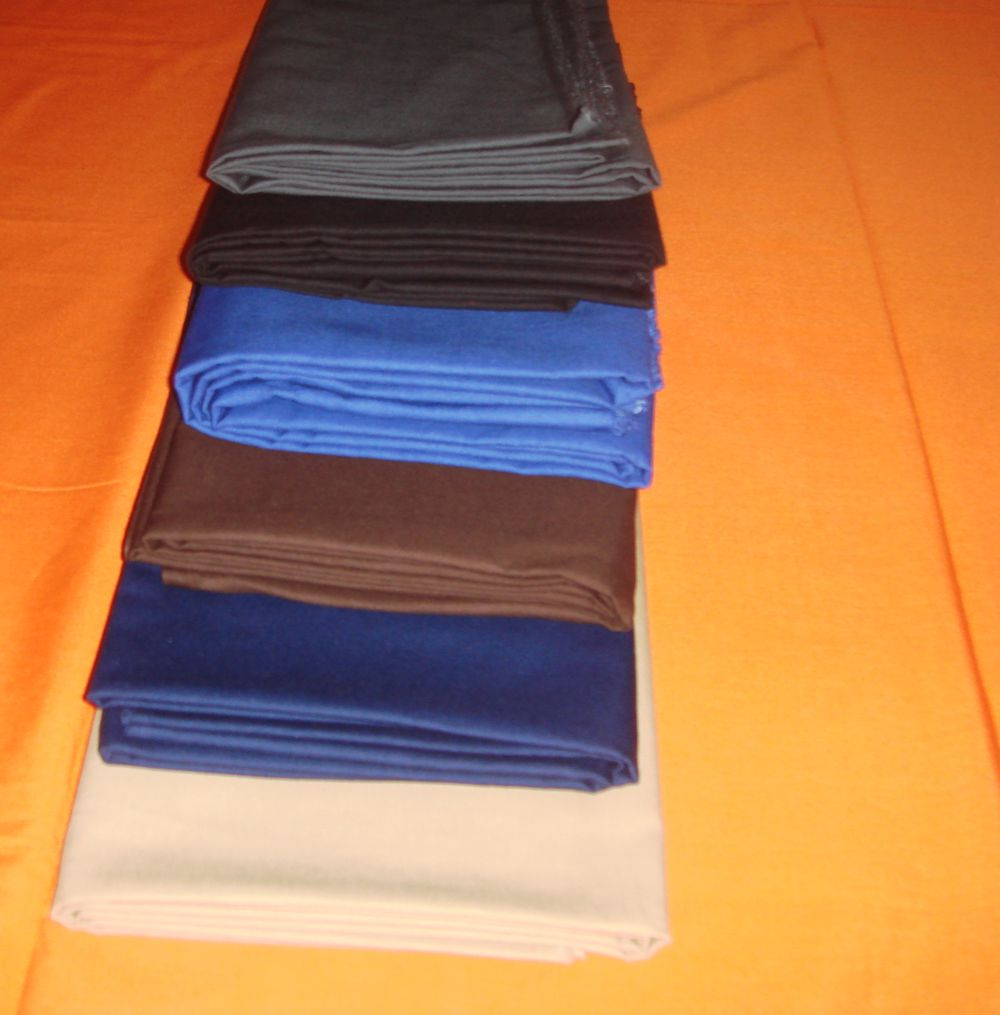 Cotton Twill Dyed Cloth