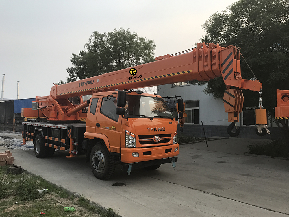 truck crane xcmg for sale