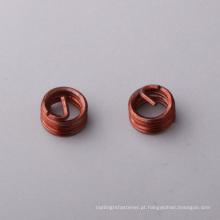 Insertos de fecho de parafuso de bronze fosforoso