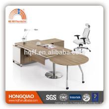 (МФЦ)ДТ-13 меламина самомоднейшей исполнительный офисный стол