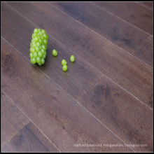 Brushed&Stained Solid Oak Hardwood Flooring/Wood Flooring