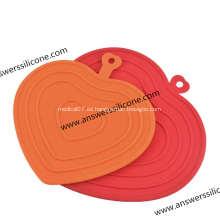 Pan Pot Holders Trivet resistente al calor para platos calientes