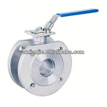 Stainless Steel Wafer Ball Valve PN40