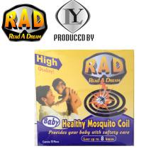 Bobina del mosquito de China / ninguna bobina del asesinato del mosquito del humo
