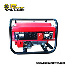 Power Value Three Phase 2kw Gasoline Generator for Sale