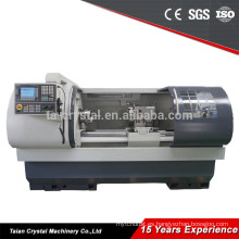Torno grande del metal de la máquina del torno CK6150A del regulador de GSK