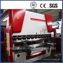 Freno hidráulico de la prensa del CNC de la hoja de metal 125ton