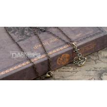 Fashion Sweater Chain Women Jewellery Pendant Necklace Vintage