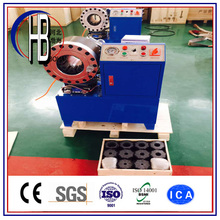 Ce 1/8-2′′11set Free Dies Hydraulic Hose Crimping Machine / Hose Swager