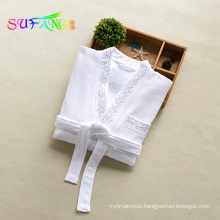 Hotel linen/2017 new style cotton terry hotel bath robe