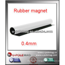 Flexible Rubber Magnets, Anisotropic flexible rubber magnetic roll