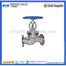 Carbon steel hand wheel russian globe valve