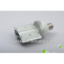 горячий!!! Хорошие цены высокая мощность 100-240v 110-277v 12-24v 24w E40 ip65 led уличный свет прейскурант
