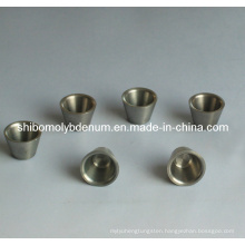 99.95% Pure Forged Molybdenum Crucibles