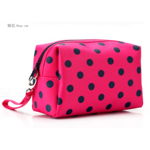 New Selling Good Quality 230d Polyester Cosmetic Bags for Wholesale in Stock