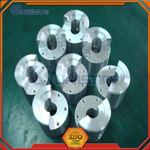 cnc precision aluminum machined part