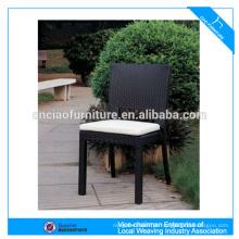 Mobília moderna do jardim do lazer do estilo que janta a cadeira