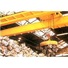Double Girder Bridge Eot Crane with Electromagnet (ML-07)