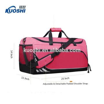 waterproof folding travel duffel bag organizer