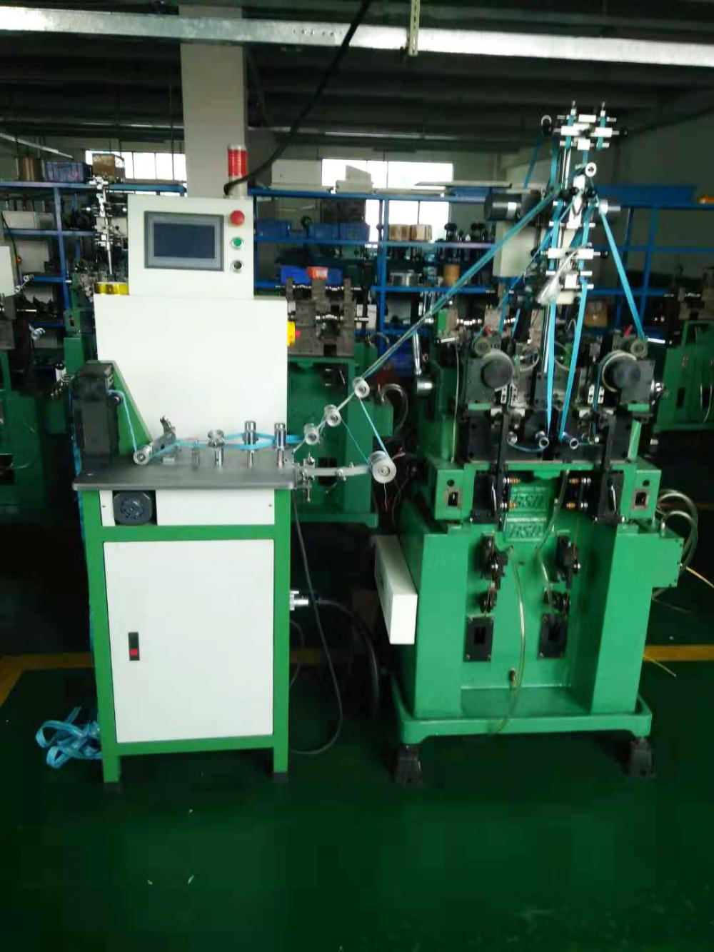 Y Teeth Zipper Making Machine 1