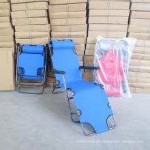 Alta qualidade, ajustável, exterior, mobiliário, metal, dobra, zero, gravidade, cadeira
