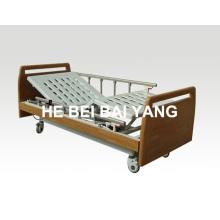 (A-28) Двухфункциональная электрическая больничная кровать с беспроводным контроллером