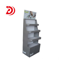 Kitchenware paper floor display stands