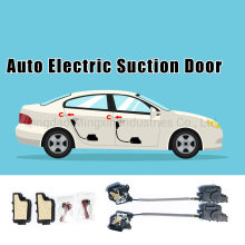 Automatic Suction Door for Toyota Corolla 07-16 Years Car