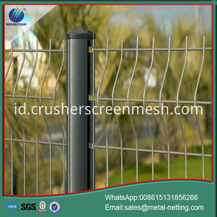 Garden Welded Fence