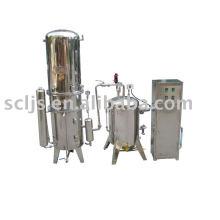 GJZZ-500 máquina de destilador de água efeito alto