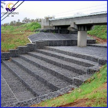 River Bank Lindungi Gabion Basket