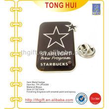 Pin / insignia de la solapa del recuerdo del metal para la luz de las estrellas