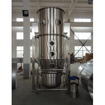 Fluid Bed Drying Granulating Machinery