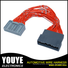 Customized 3m Round 8 AWG Flat Cable Wire Harness