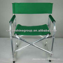 Folding aluminum director chair,director chair