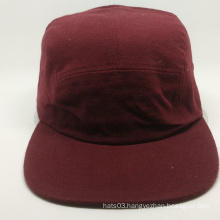 wholesale blank 5 panel cap