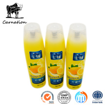 Jouets de lubrifiant de corps de sexe de saveur de citron soluble dans l'eau