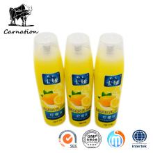 Brinquedos solúveis em água do lubrificante do corpo do sexo do sabor do limão