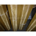 Brass Wire Cloth For Filter Using