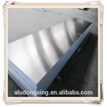 7 mm de espessura 5083 Folha de alumínio