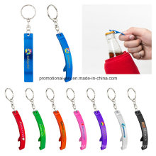 Promotional Metal Beer Bottle Opener Keychains with Lobster-Shaped