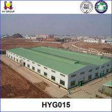 Industrial steel structure warehouse prefab building