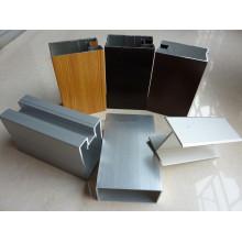 Aluminum Curtain Wall Profiles