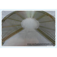 Couvercle de ventilateur de protection de doigt de ventilateur de fil métallique OEM industriel