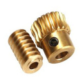 China high precision custom cnc turning worm gears for auto parts