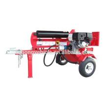 Vente chaude machine fendeuse, log splitter électrique bois séparateur hydraulique