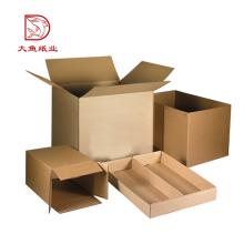 Fabriqué en Chine emballage ondulé de papier recyclé alimentaire